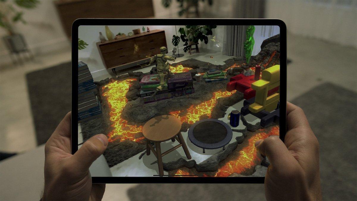 Apple iPad Pro AR 2