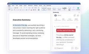 Grammarly for Microsoft Word