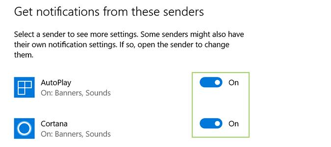 Windows 10 notifications 5