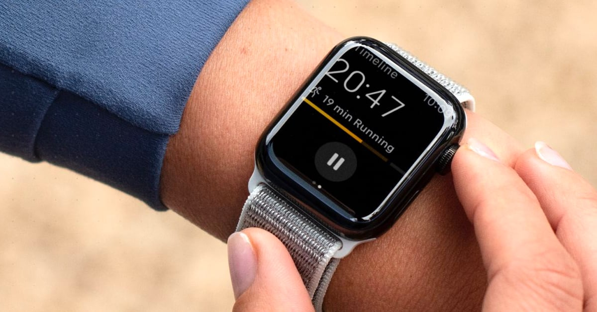 peloton app for apple watch