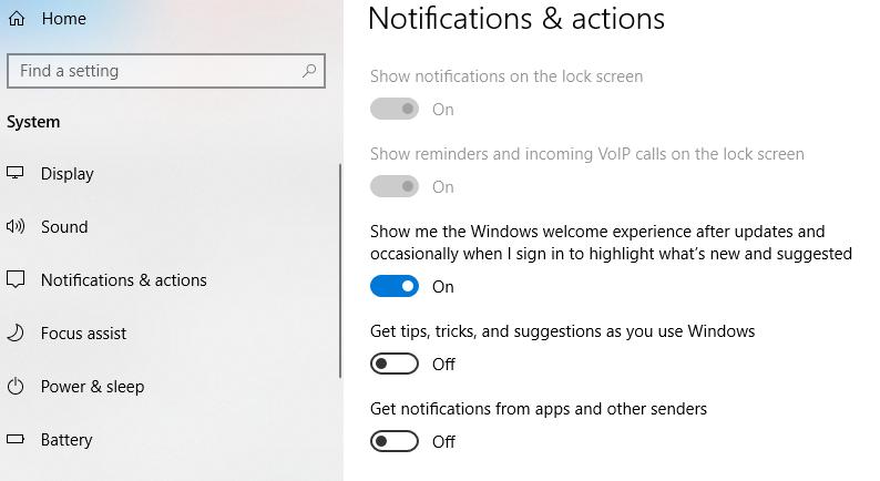 Windows 10 notifications 4