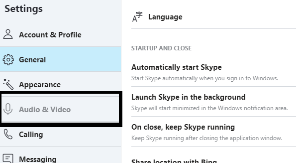 Skype 1.2