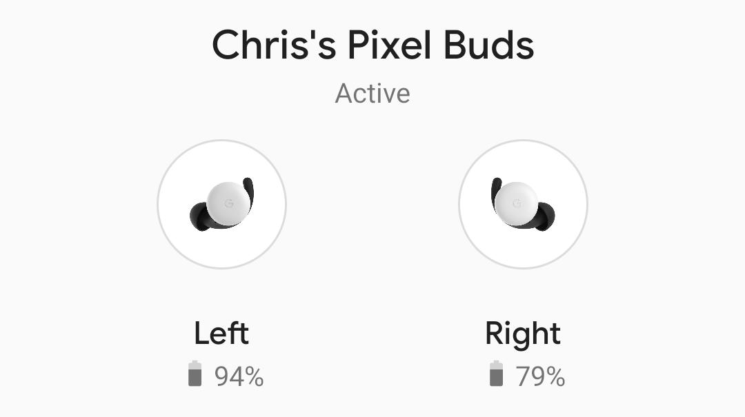 Pixel Buds 2
