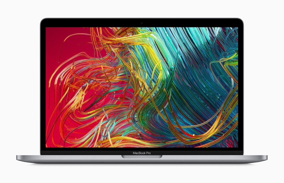 MacBook Pro 13-inch Retina Display 2020
