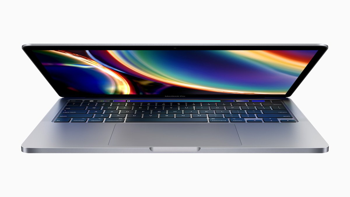 MacBook Pro 13-inch screen