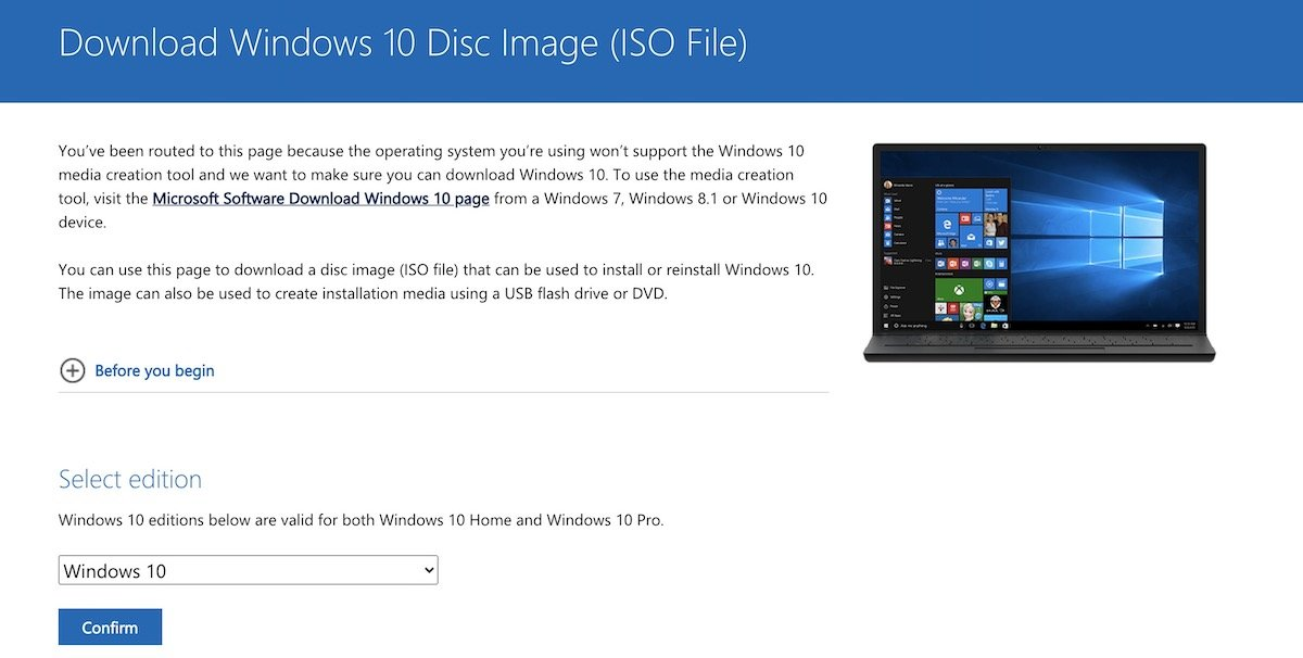 Windows 10 May 2020 ISO File