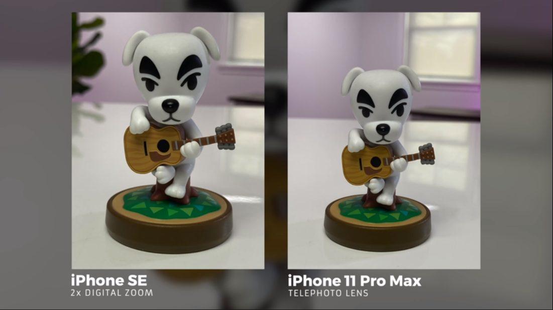 iPhone SE 2020 vs iPad Pro vs iPhone 11 Pro Max Camera ...