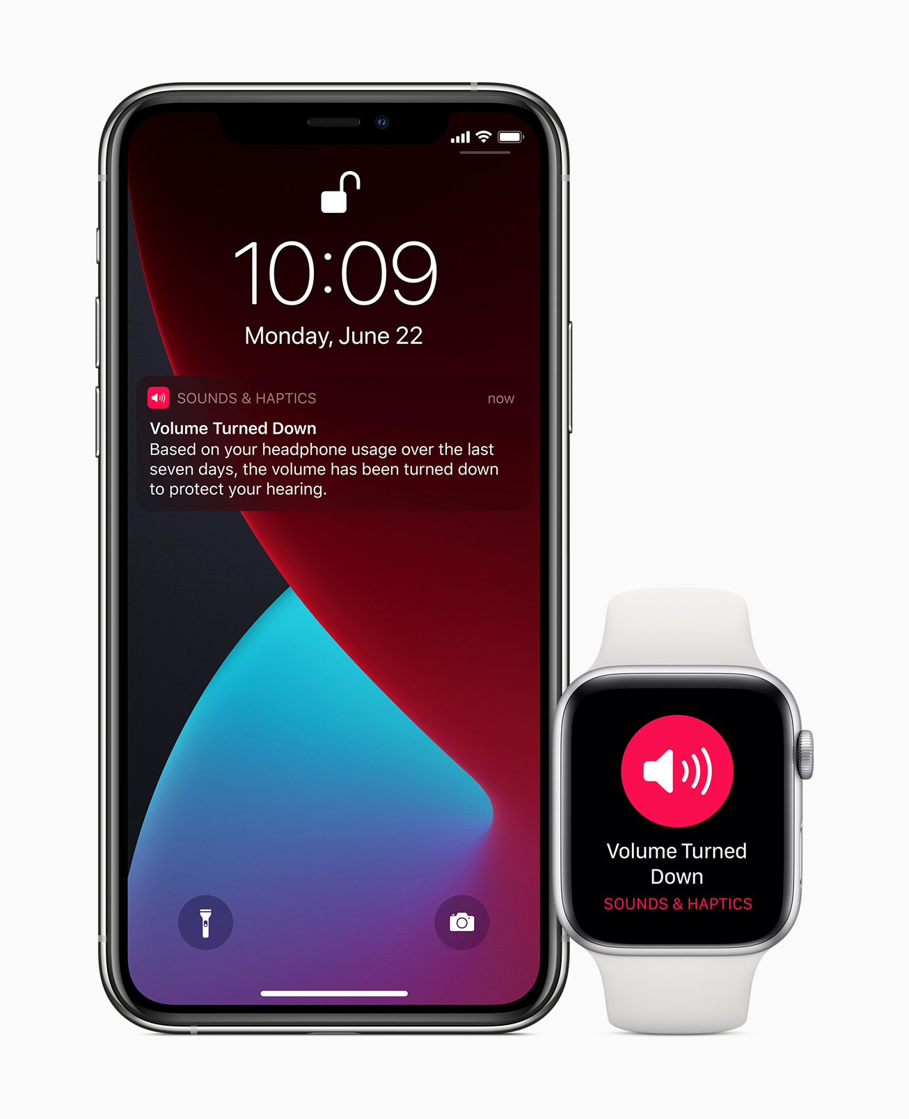 WatchOS 7 hearing