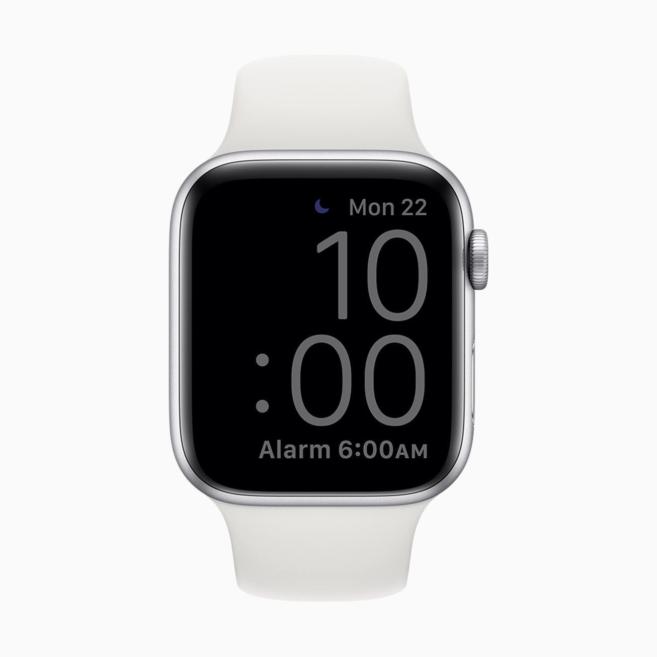Watch OS 7 sleep mode