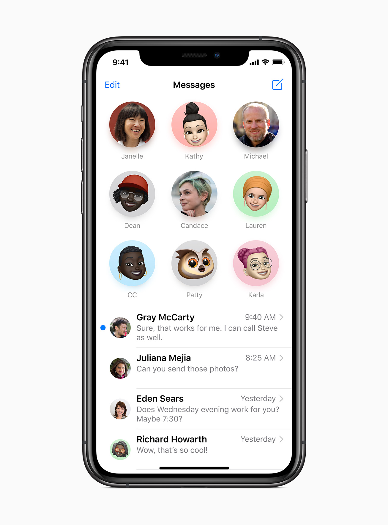 iMessage iOS 14
