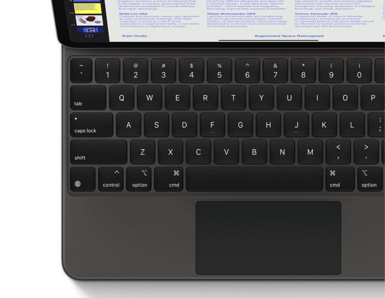 Escape Key iPad Keyboard