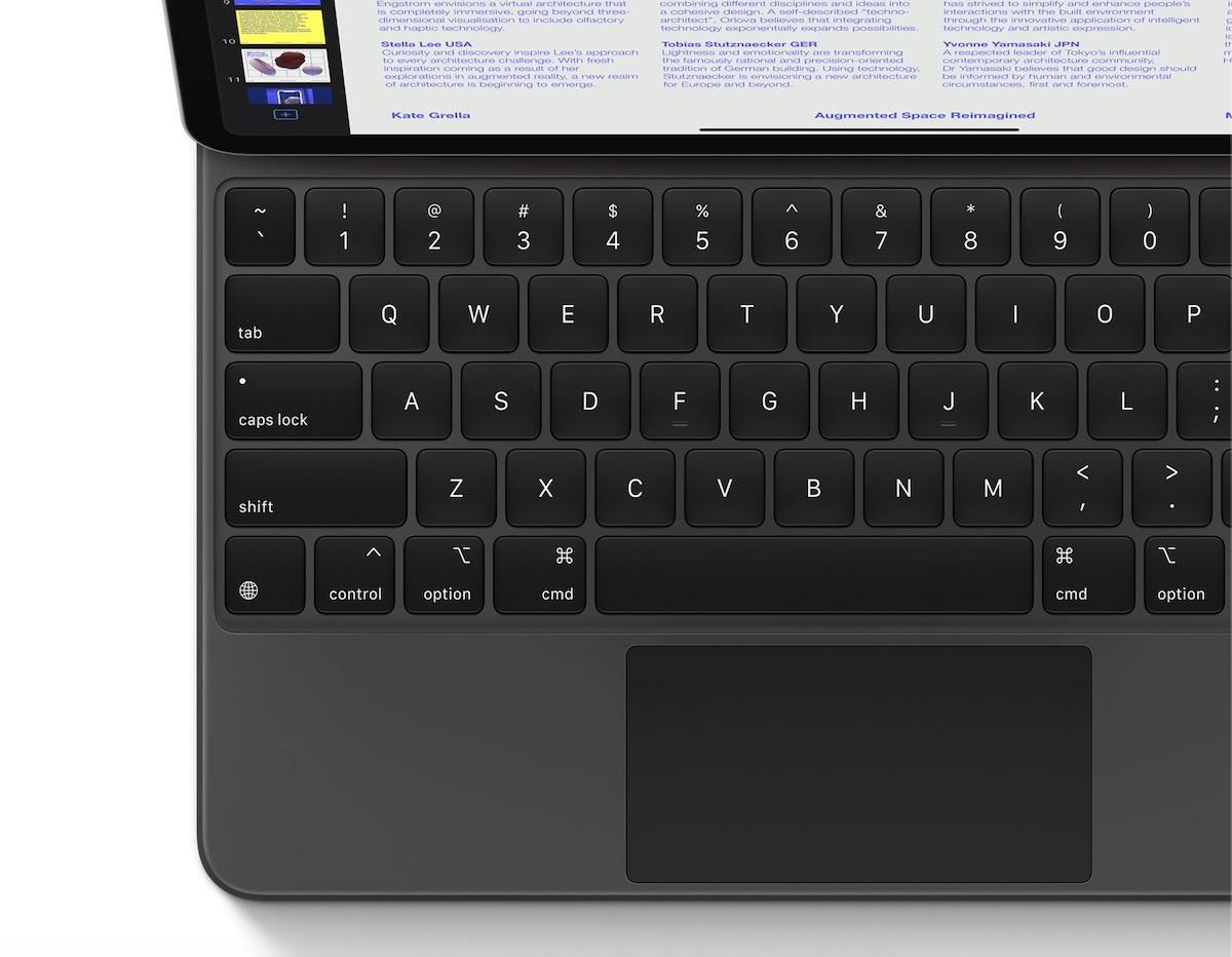 Escape Key iPad Keyboard