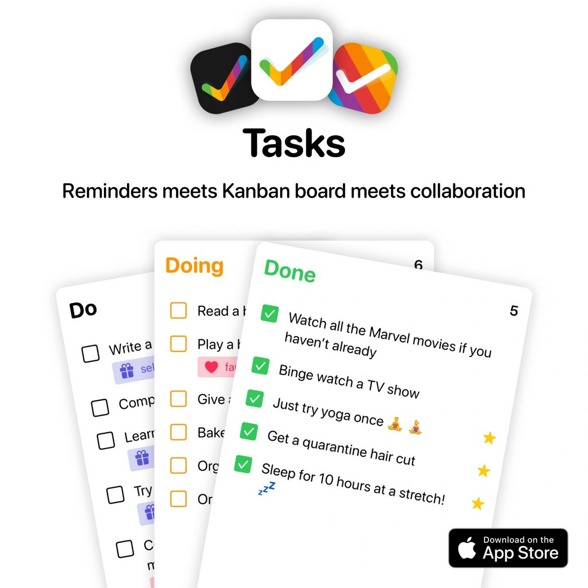 Tasks app 2