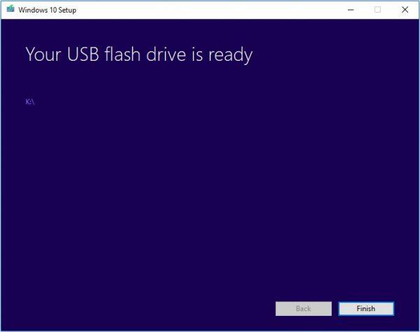 Windows Media Creation Tool 16