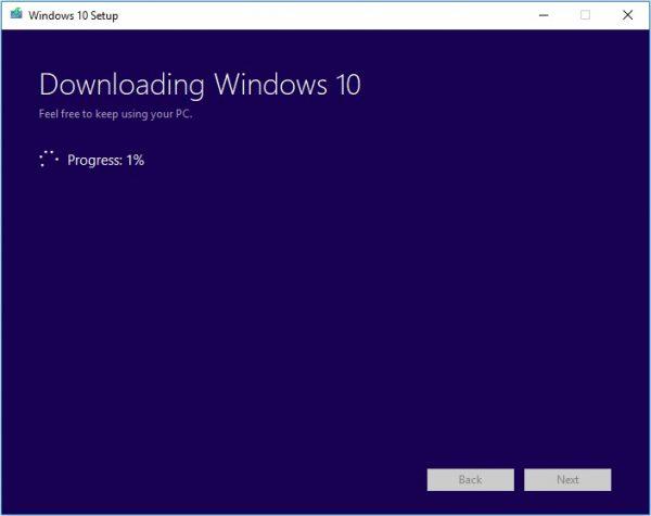 Windows Media Creation Tool 5