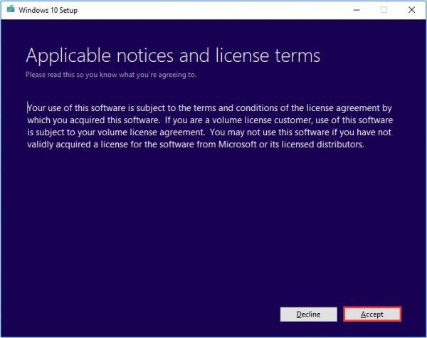 Windows Media Creation Tool 6