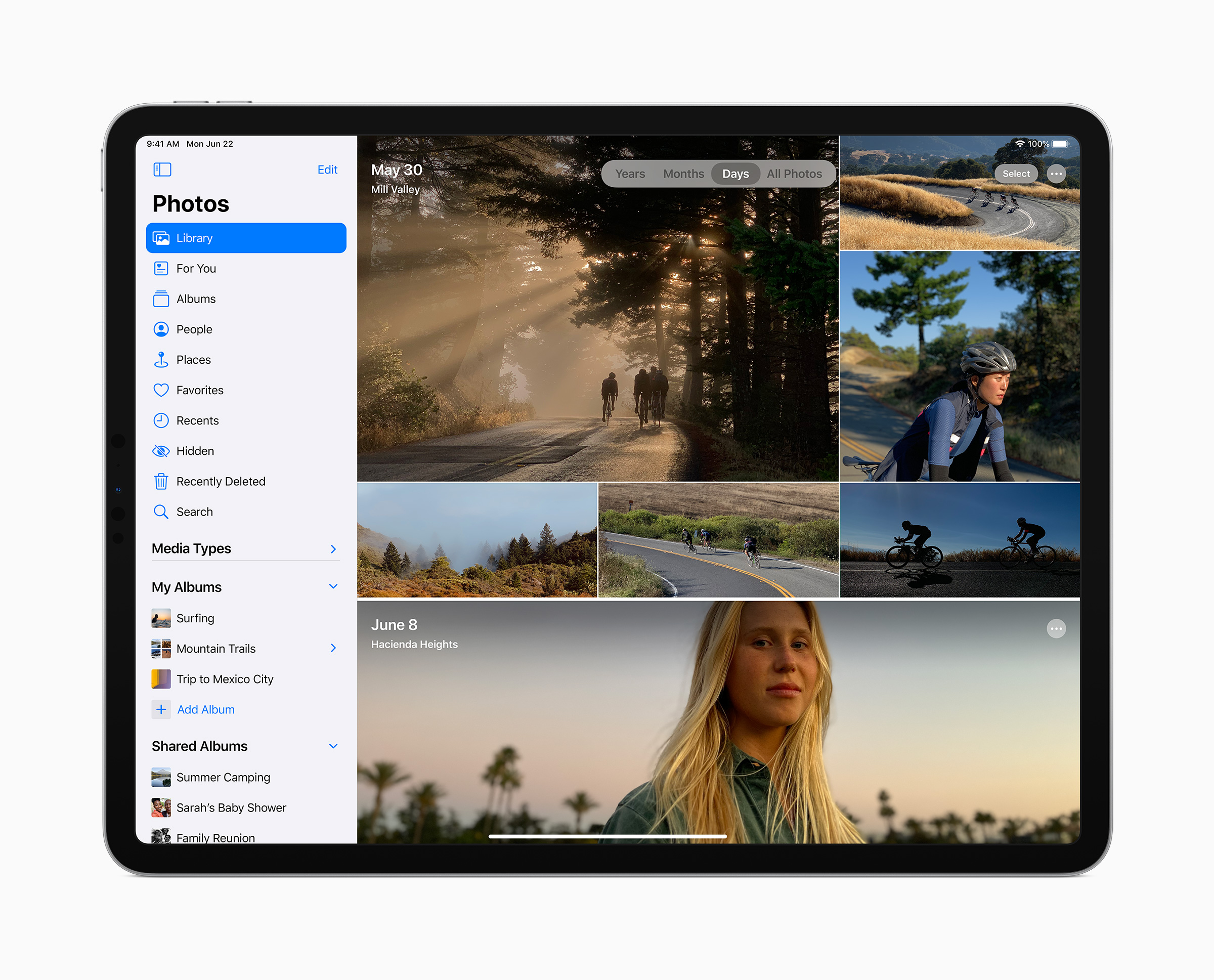iPadOS14 sidebar new updates