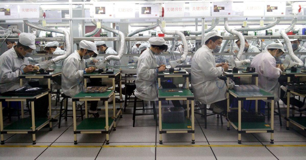 Apple - Foxconn