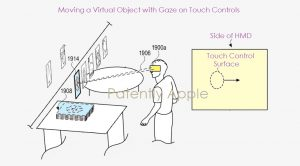 apple glasses eye control patent