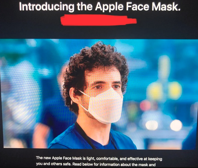 Apple Mask