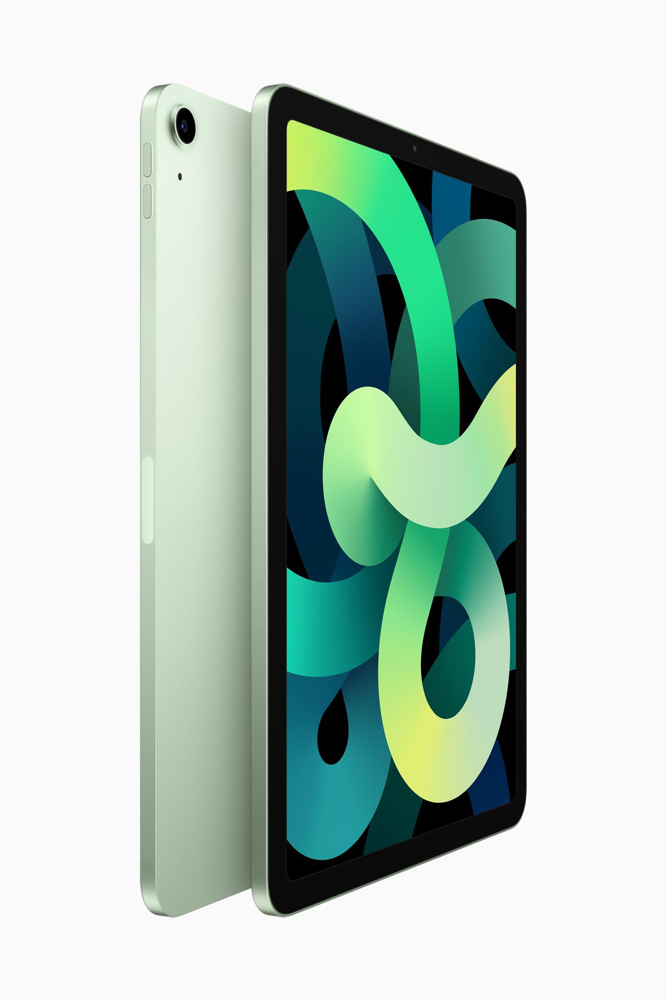 apple new ipad air green 09152020