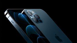 iPhone 12 Pro Max- LiDAR Scanner