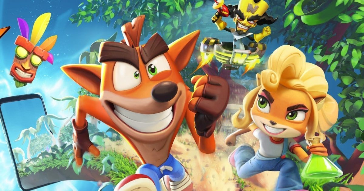 Crash Bandicoot: On the Run! launches globally on iOS and Android