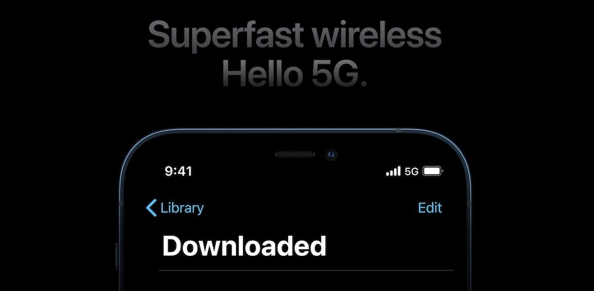 iPhone 12 Dual SIM 5G