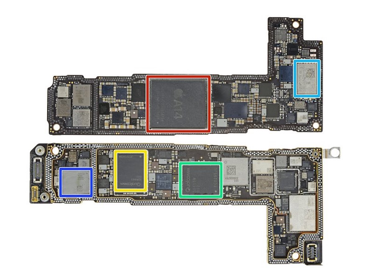 iPhone 12 Logic board