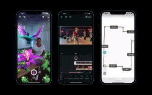 iPhone 13 Pro- LiDAR