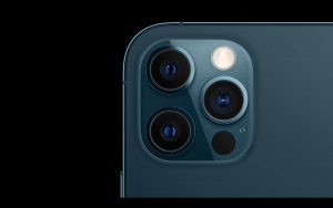 iPhone 12 Pro- LiDAR
