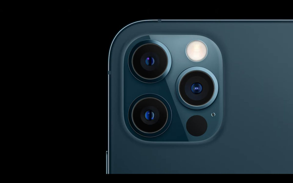 iPhone 12 Pro- LiDAR Night Vision