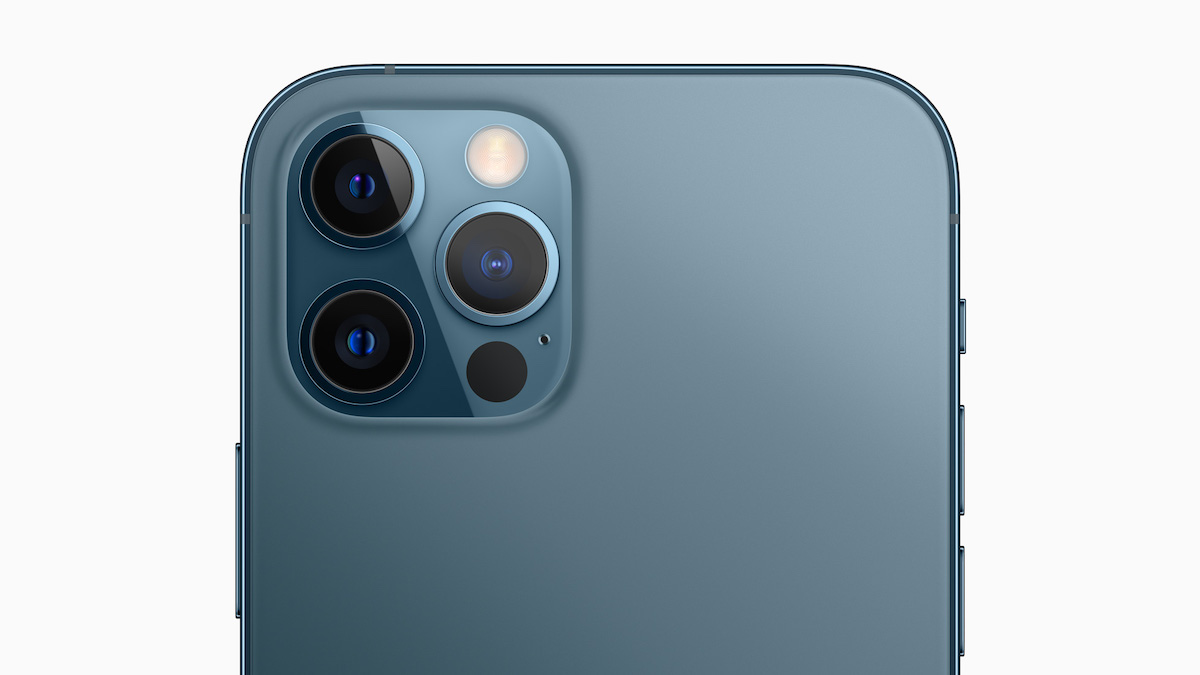 iPhone 12 Pro Max camera
