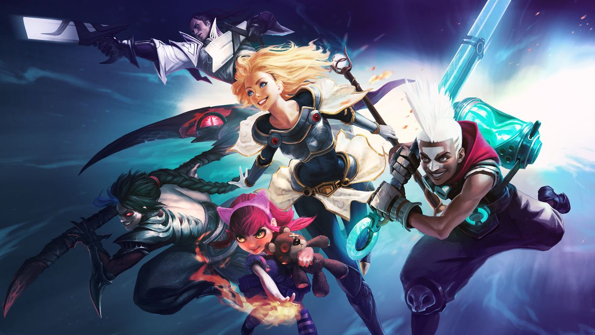 League of Legends: Wild Rift'
