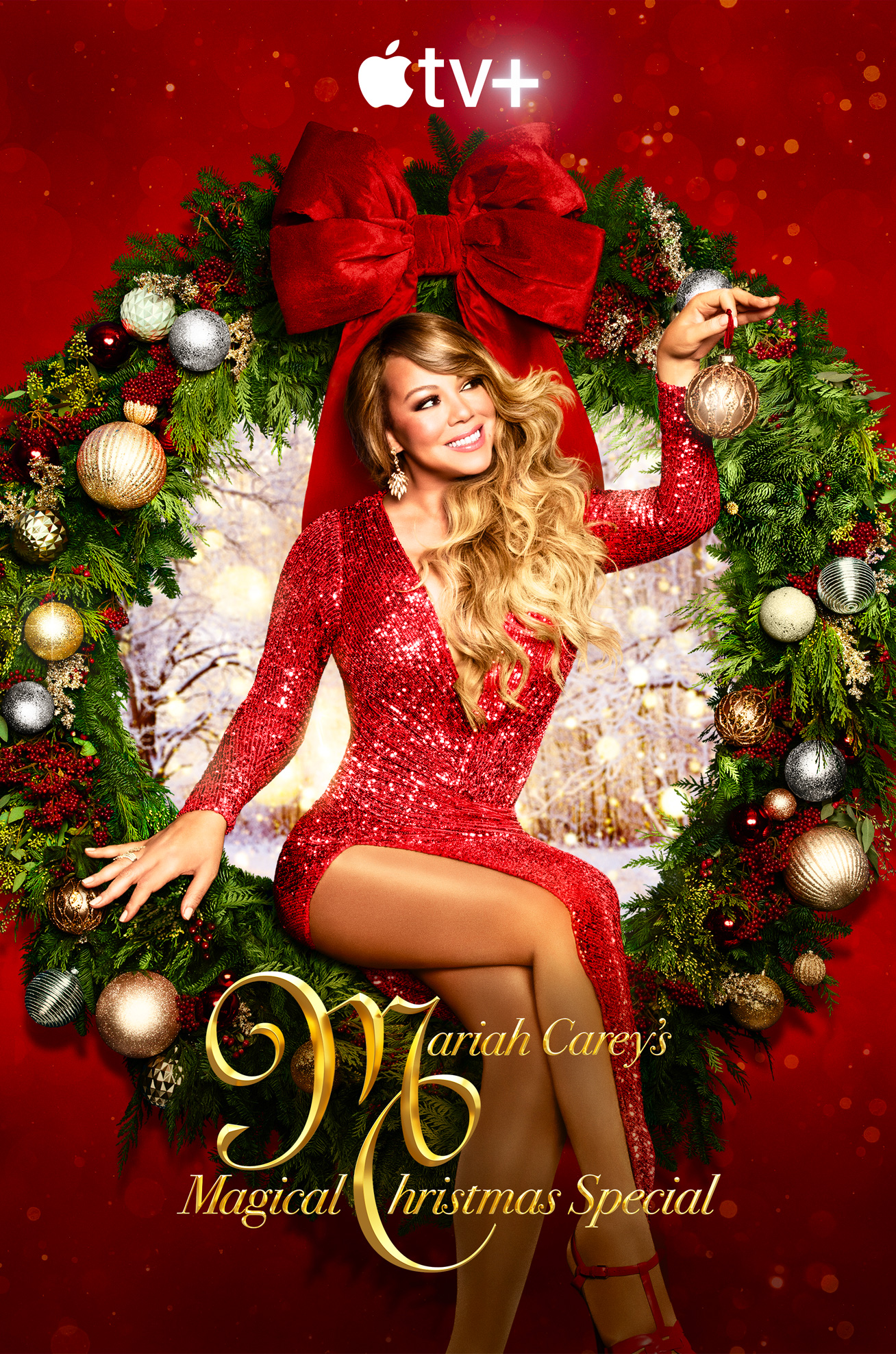 Apple TV Plus 'Mariah Carey's Magical Christmas Special'