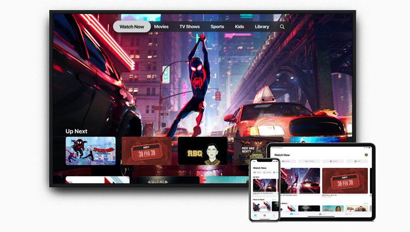 Apple TV - tvOS 15