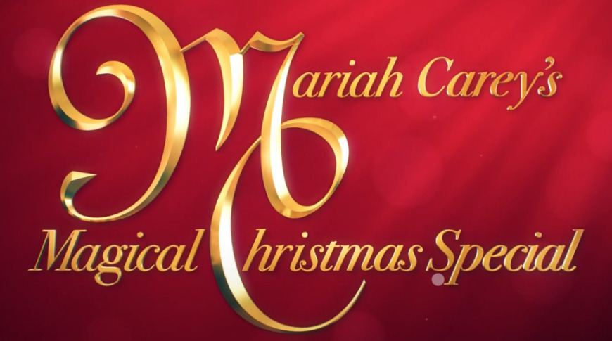 Apple TV Plus Mariah Carey's Magical Christmas Special
