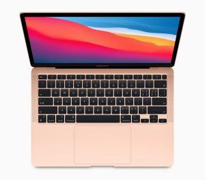 MacBook Air - mini-LED display