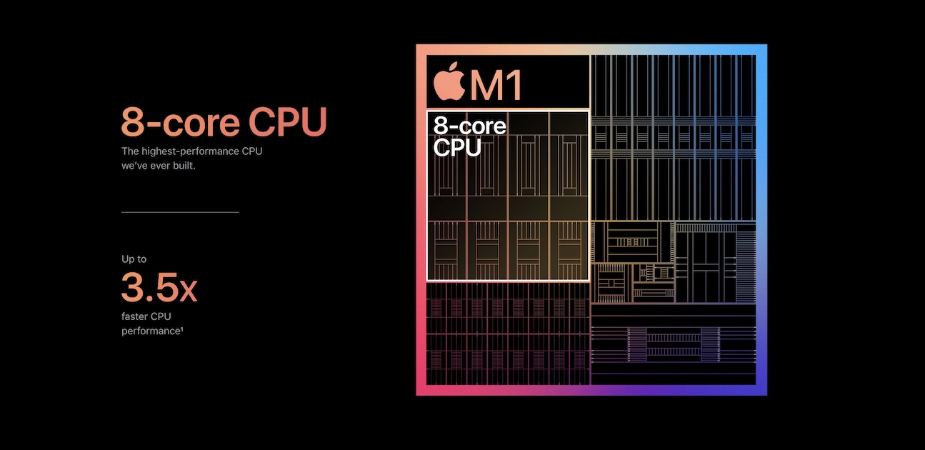 Apple's M1 Chip