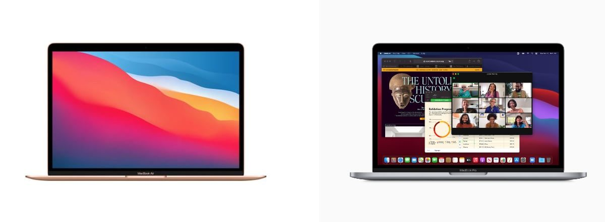 Apple - M1-MacBook-Air-vs-M1-MacBook-Pro