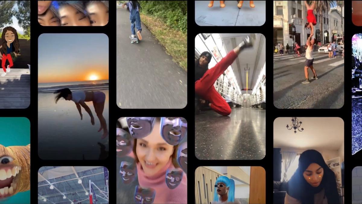 Snapchat- spotlight