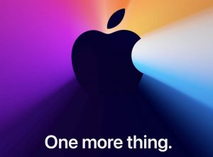 Apple One More Thing Event