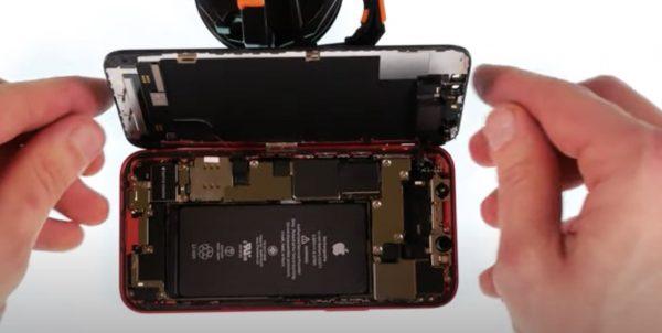 iPhone 12 mini and iPhone 12 Pro Max teardown