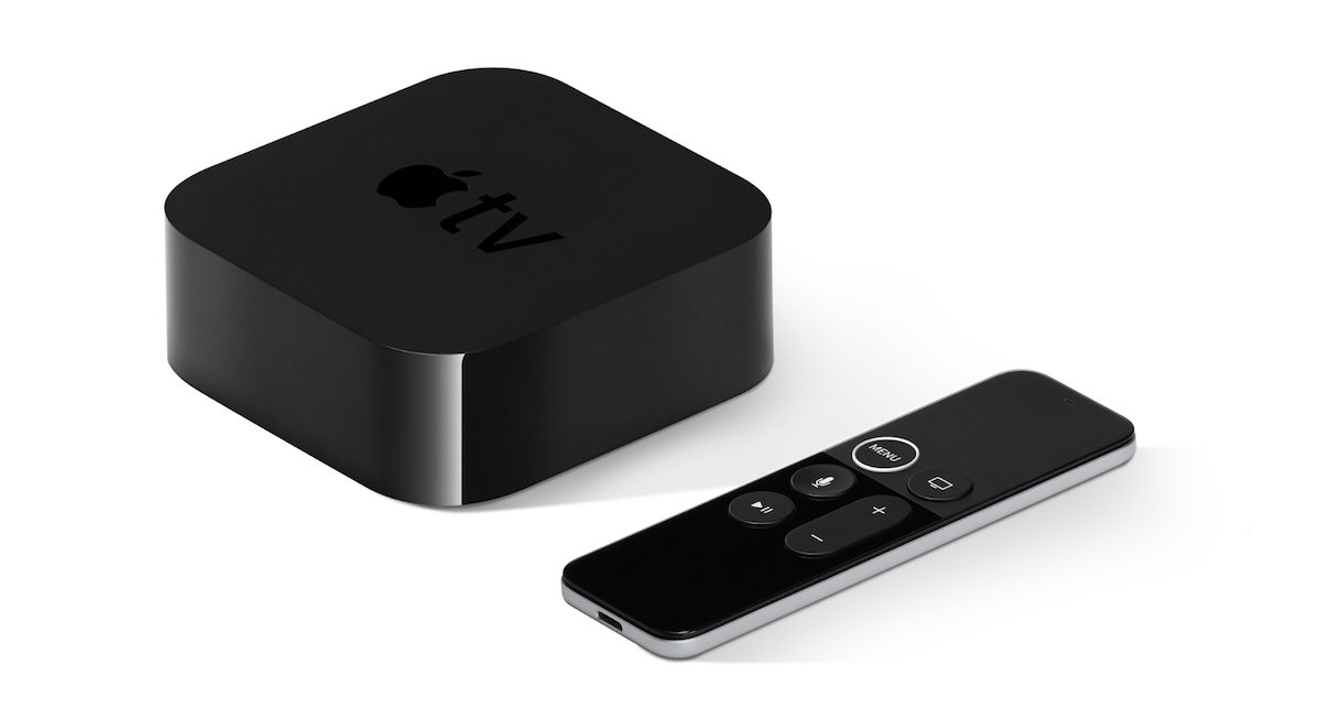 tvOS 14.5 Apple TV