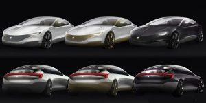 Apple Car - self-driving