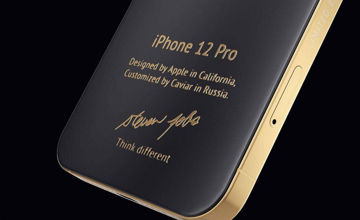 Caviar iPhone 12 Pro jobs 4