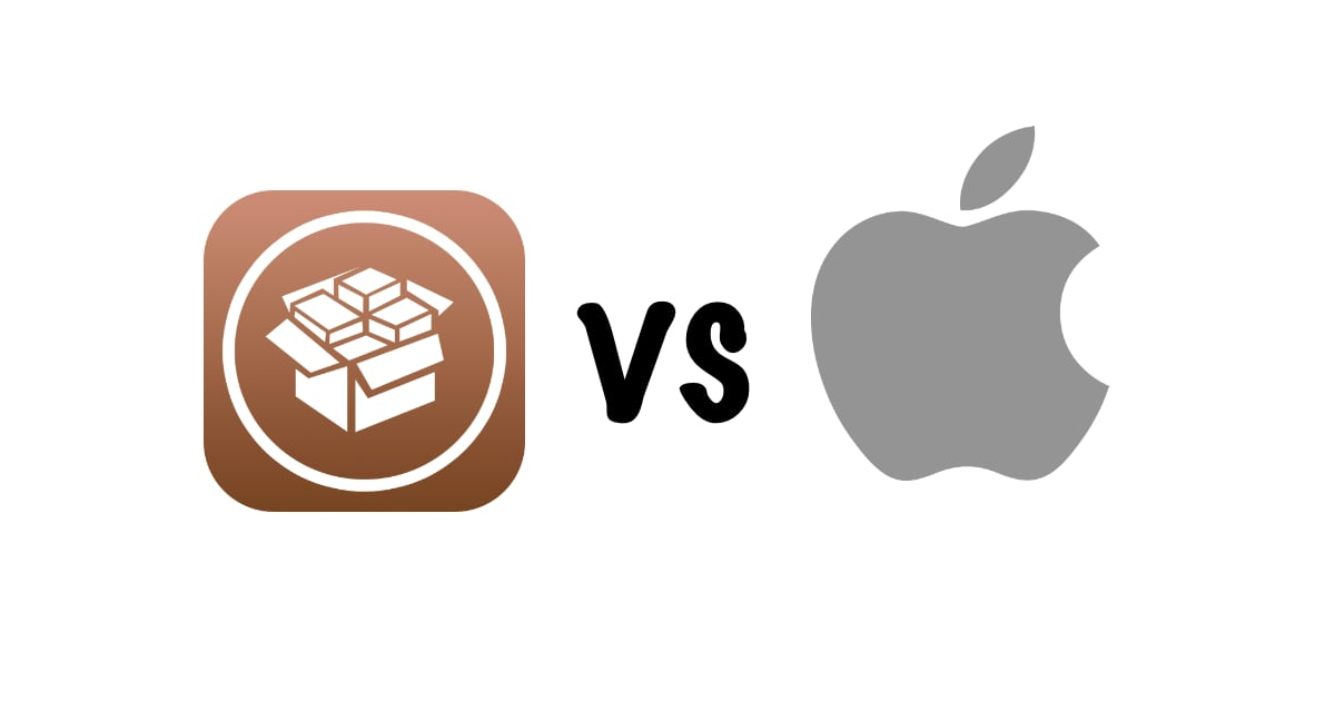 Cydia vs Apple
