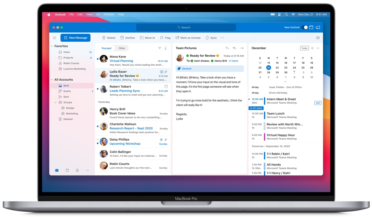 Office 2021 for Mac