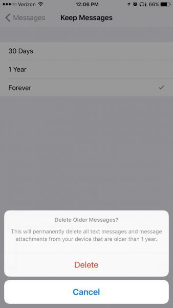 How to free iPhone storage (6)