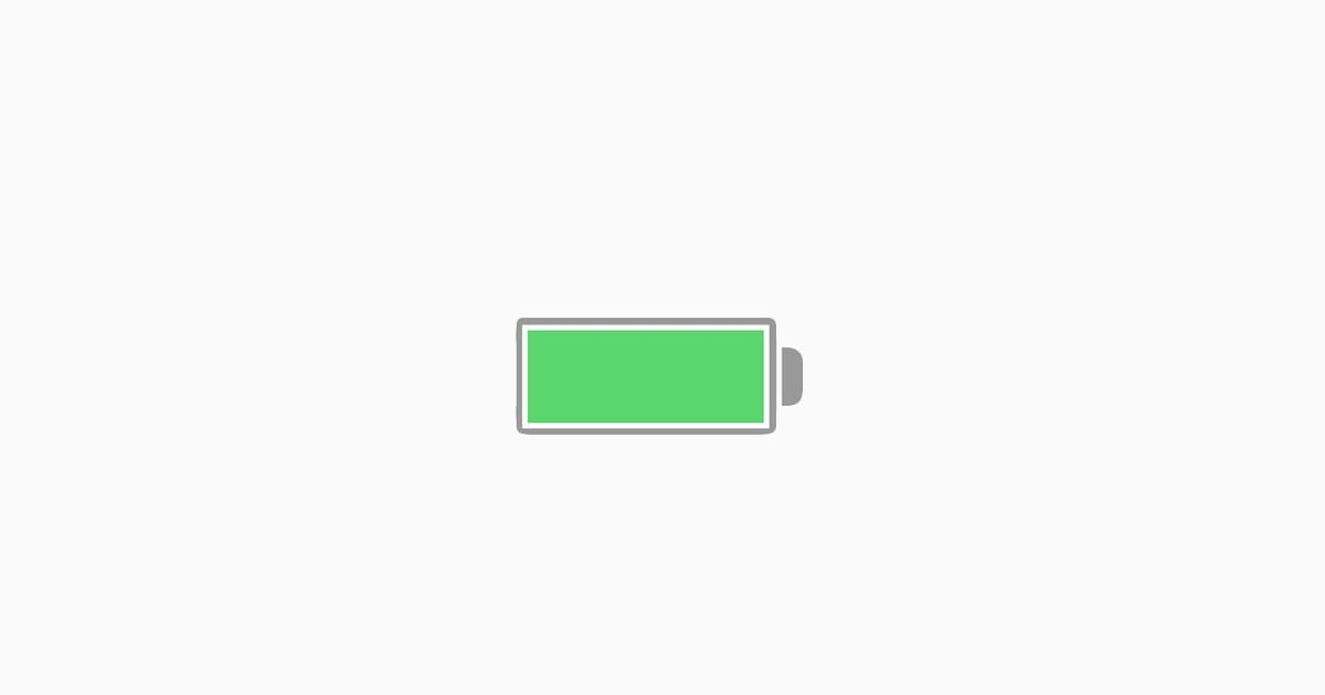 iPhone battery throttling
